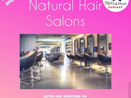 33. NATURAL HAIR SALONS
