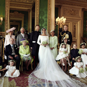 THE ROYAL WEDDING... AND BLACK EXCELLENCE!