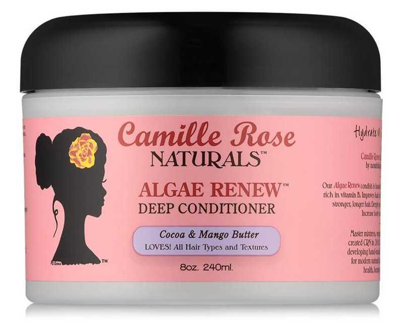 Camille Rose Naturals Algae Renew Deep Conditioning Mask