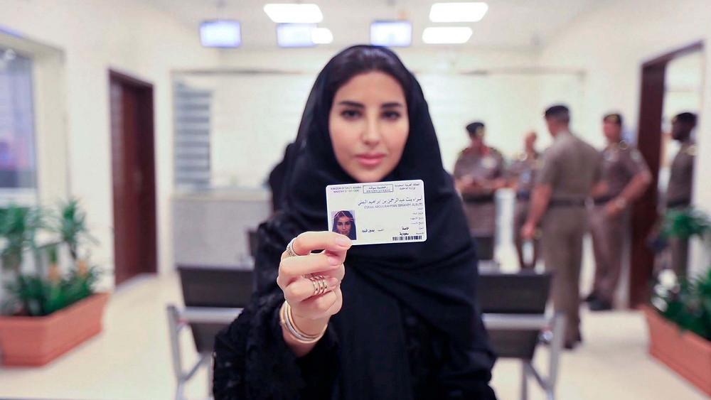 Driving licence - Saudi Arabia Driving Ban on Women Lifted 2018