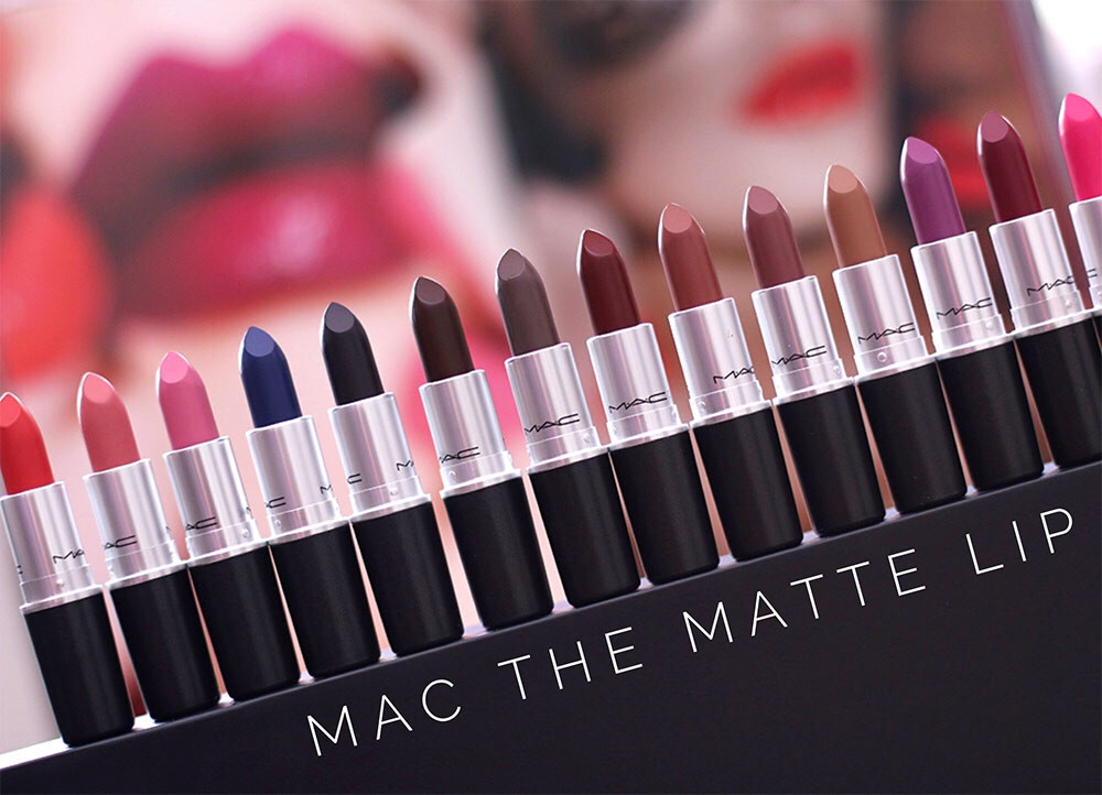 MAC The Matte Lip - MAC matte lipsticks