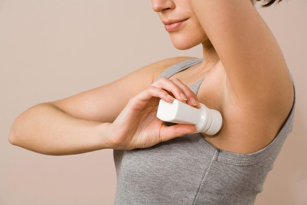 Natural deodorant - underarm and roll on deodorant