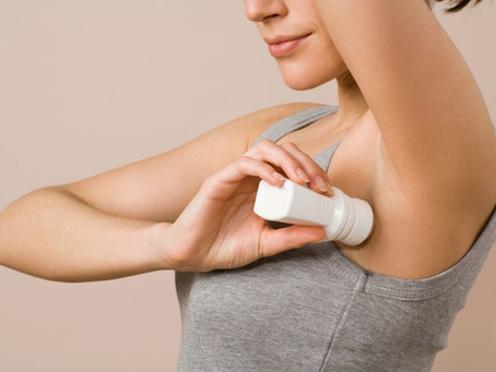 WHY I STOPPED WEARING NATURAL DEODORANT