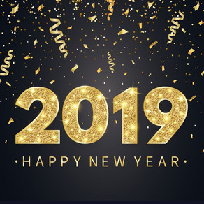 HAPPY NEW YEAR 2019! #TheOtherSide