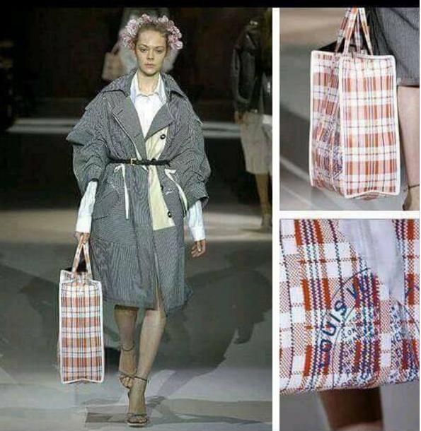 Louis Vuitton Ghana must go bag