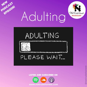 34. ADULTING
