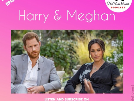21. HARRY AND MEGHAN