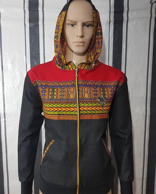 Hoodie by Adehyie Clothing
