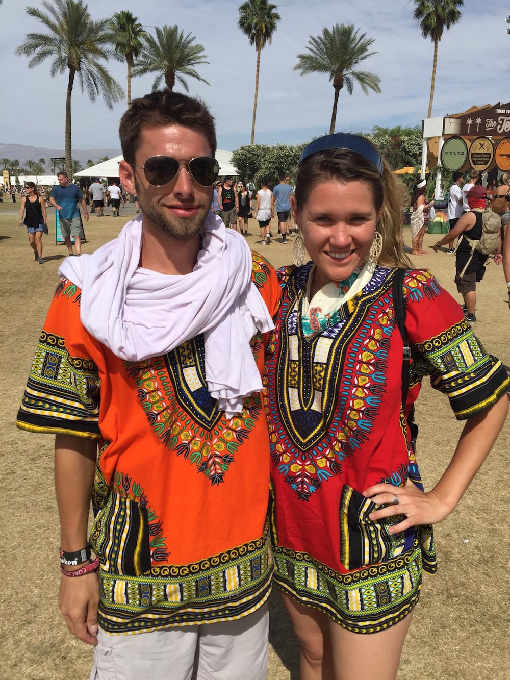 Cultural appropriation at Coachella