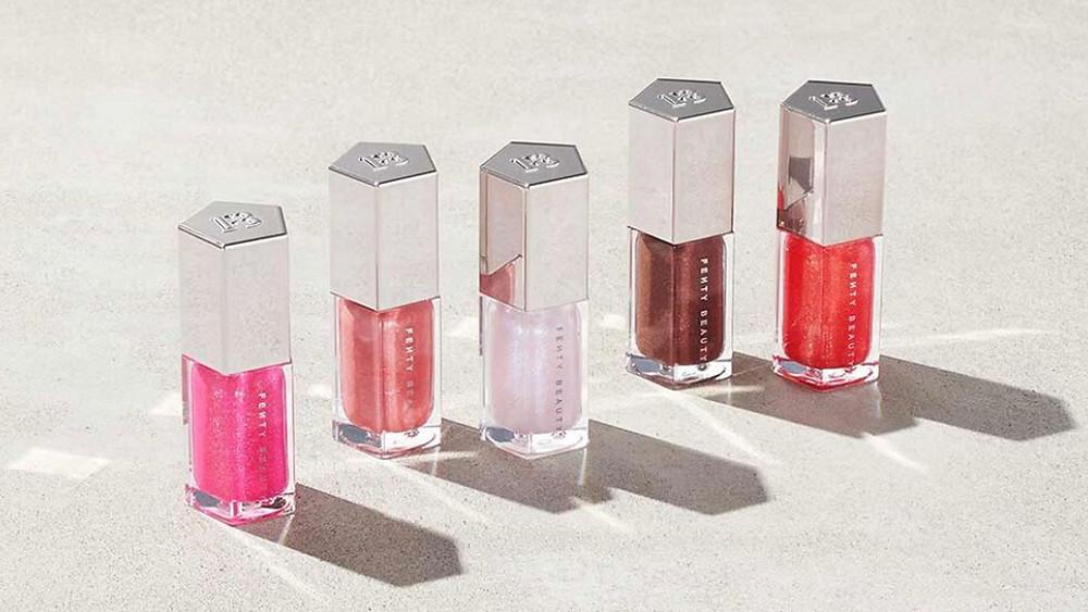 Fenty Beauty Gloss Bomb shades