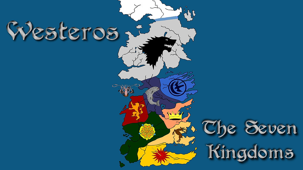 Westeros - The Seven Kingdoms