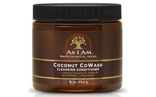 As I Am's Coconut Co-Wash