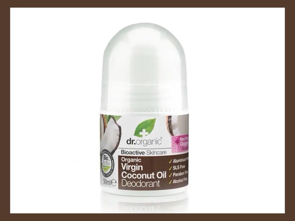 Dr. Organic Coconut deodorant