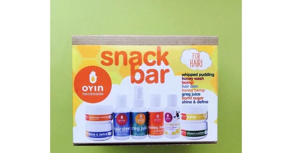 Oyin Handmade Snack Bar