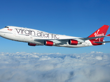 TRAVEL STORIES: VIRGIN ATLANTIC