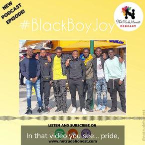 25. BLACK BOY JOY