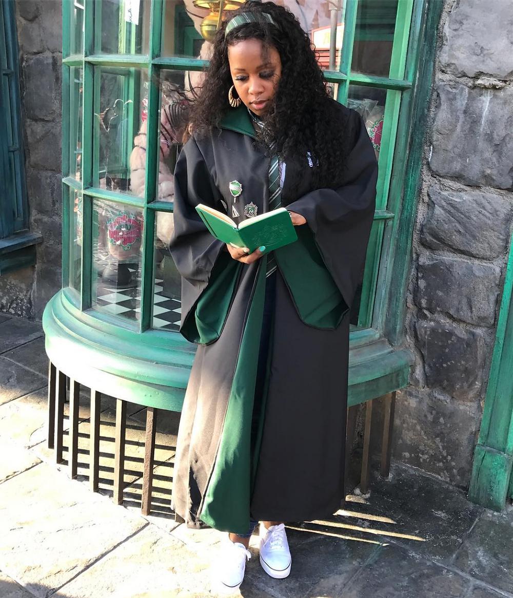 Remy Ma Slytherin Student - Harry Potter Fan