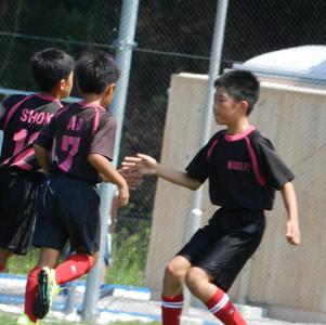U-11 長門FC主催交流大会 ファンゾーン写真掲載のお知らせ