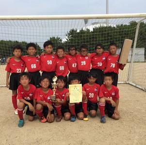 第6回おいでませ!!山口サッカークラブCUP U-10夏の陣 結果