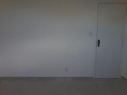 Pintura das paredes