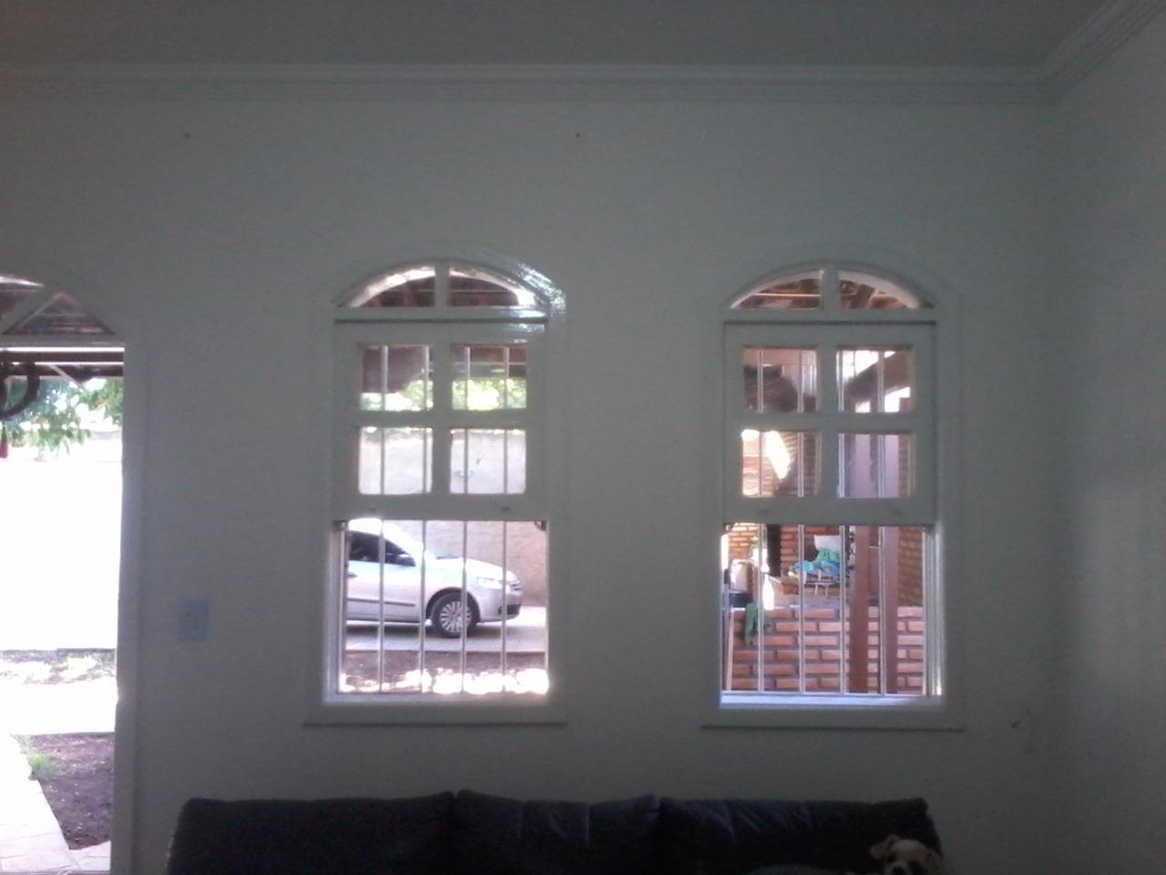 Renovação da pintura