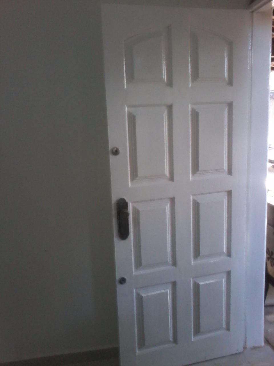 Renovação / Recuperação das Portas