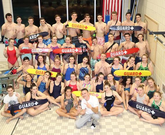 Rider University NJ Lifeguard Training Class Near Me Princeton Lawrence West Windsor