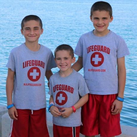 Young Lifeguards