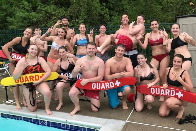 NJ Lifeguard Camp Lifeguard Certfication Class Course