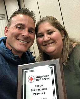 American Red Cross Top Training Provider