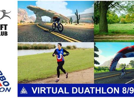Thames Turbo Virtual Duathlon 2020