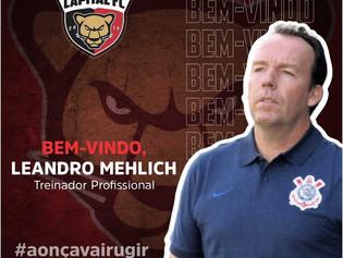 CAPITAL FC SERÁ TREINADO POR LEANDRO MEHLICH NO TOCANTINENSE DA 1ª DIVISÃO 2021