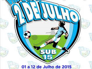 Ricanato será o representante do Tocantins na Copa 02 de Julho, em Salvador (BA)