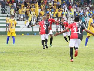 Capital FC joga melhor mas cede empate para o Interporto