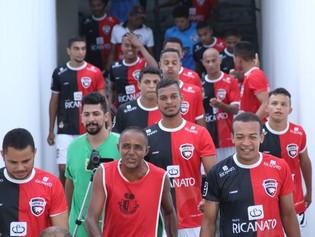 Capital FC planeja o futuro com foco nas categorias de base