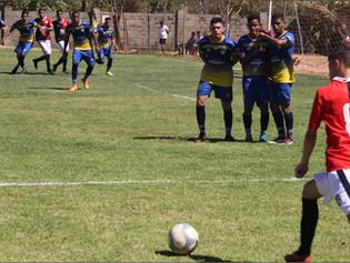 Capital empata com Palmas na abertura do Estadual de Futebol Sub19