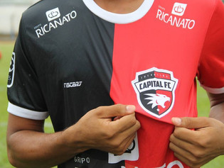 CAPITAL FC BUSCA PARCEIROS PARA COMPETIÇÕES ESTADUAIS E NACIONAIS