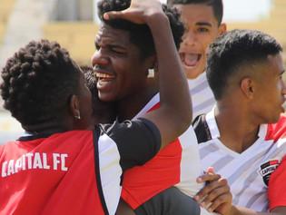 Jogo entre Capital FC e Palmas FR vale vaga antecipada na próxima fase do Estadual Sub19
