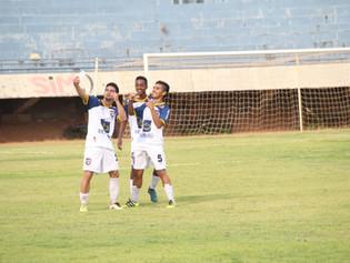 Capital aplica mais uma goleada e avança para a terceira fase do Tocantinense Sub-19