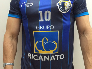 Nova camisa doRicanatojá está à venda no site oficial