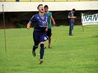 Goleada dá vantagem ao Ricanato F.C. na semifinal da segundona