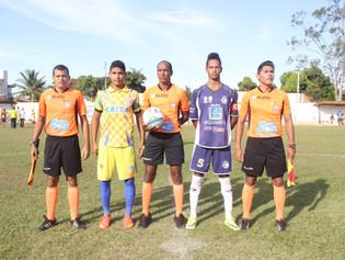 Ricanato arranca empate no primeiro jogo da final do Estadual