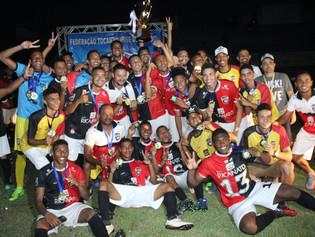 Capital FC é bicampeão tocantinense da categoria Sub-19