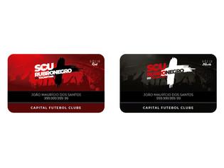 Capital FC lança dois pacotes do seu programa de sócio-torcedor