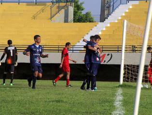 Goleada coloca Ricanato FC na semifinal da segundona