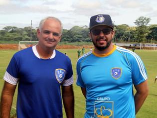Diretor Geral da EEF visita CT do Ricanato FC
