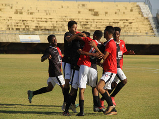 Capital FC encara o Gurupi na segunda fase do Estadual Sub19