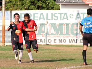 Capital goleia FhalPorto e abre vantagem no mata-mata do Tocantinense sub-19