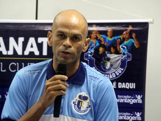 Ricanato apresenta elenco e comissão técnica para disputa da segunda divisão