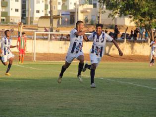 Com vitória na estreia Ricanato FC começa bem Tocantinense Sub18